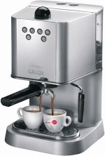 Кофемашина Gaggia New Baby Dose (Silver)